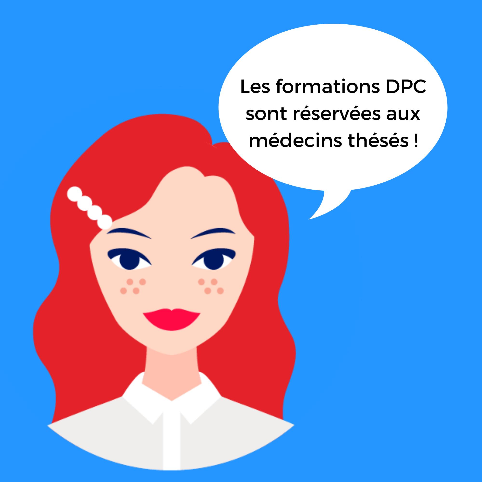 Formations médicales DPC pour les médecins généralistes